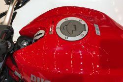 Aufkleber 1200S mit Italienische Flagge für Tank Ducati Monster 1200S