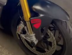 Aufkleber Ducati Company Logo ausgestanzt 50x55mm