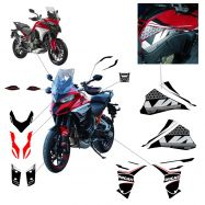 Complete stickers' kit V4 special design - Ducati Multistrada V4