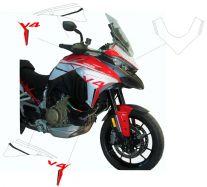 Aufkleber kit - Ducati Multistrada V4