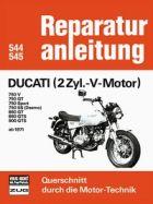 Ducati (2Zyl.-V-Motor) ab 1971 - 750V/GT/sport/SS/Desmo/ 860 GT/GTS / 900 GTS